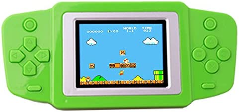 Buy ZHISHAN Retro Handheld Game Console for Kids with Built in 268