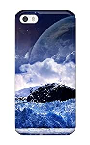 Awesome Design Landscape Hard Case Cover For Iphone 5/5s