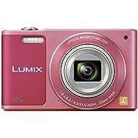 Panasonic Lumix DMC-SZ10 Digital Camera (Pink) - International Version (No Warranty) Advantages Review Image
