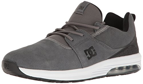 DC Herren-Heathrow IA Skate-Schuhe, EUR: 40.5, Armor/Black