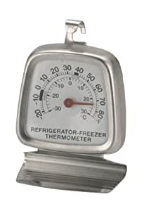 Cook & Eat Refrigerator-Freezer Thermometer