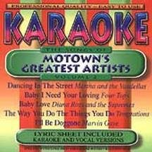 - Karaoke: Motown's Greatest Artists 2
