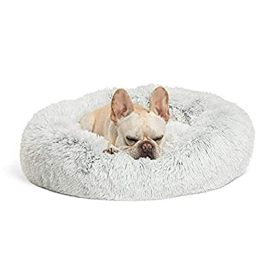 Best-Friends-by-Sheri-Calming-Shag-Vegan-Fur-Donut-Cuddler-Multiple-Sizes