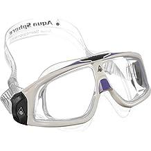 Aqua Sphere Seal 2.0 Lady Swimming Goggles - White/Lavender