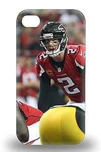 Premium NFL Atlanta Falcons Matt Ryan #2 Heavy Duty Protection 3D PC Case For Iphone 4/4s ( Custom Picture iPhone 6, iPhone 6 PLUS, iPhone 5, iPhone 5S, iPhone 5C, iPhone 4, iPhone 4S,Galaxy S6,Galaxy S5,Galaxy S4,Galaxy S3,Note 3,iPad Mini-Mini 2,iPad Air )