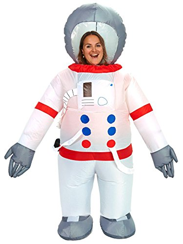 Astronaut Inflatable Adult Costume - One-Size