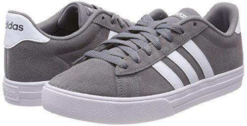 Ftwr F17 Grey Ftwr Ftwr White Baloncesto Ftwr Hombre 2 para White Three Zapatos Adidas Gris White White de Three F17 0 Daily Grey wUHqfaS6