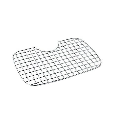Franke PK-31C Prestige Large Bowl Stainless Steel Coated Bottom Grid for PRK-120 and (Coated Stainless Franke Accessories)