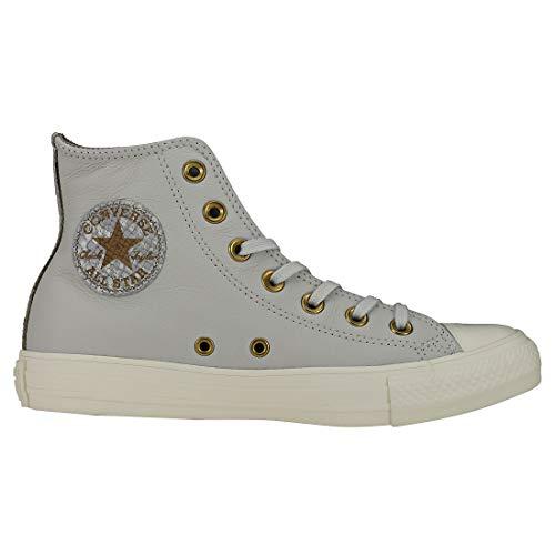 Hi topo Garzetta Mercurio Taylor Grigio top Ctas Basso Multicolore 050 Converse Donne Sneaker Chuck 7ZwzTIWq7