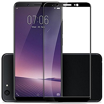 casemantra Vivo V7 Plus Tempered 5D Glass | Vivo V7: Amazon