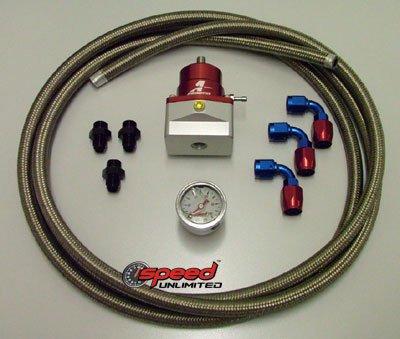 Aeromotive Fuel Regulators (Aeromotive 13109-K A1000-6 EFI Fuel Pressure Regulator)