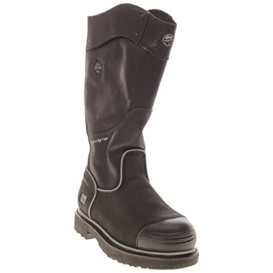 Timberland PRO 87561 Men's Gravel Pit 16-in ST PR Mining Boot Black 6.5 W US