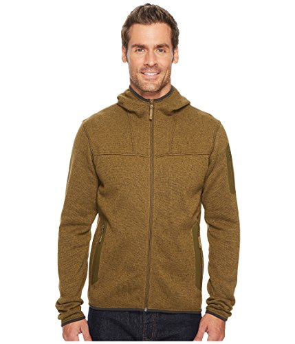 Arc'teryx Covert Hoody Mens Jacket - X-Large/Roman Pine ()