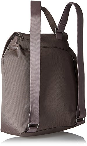 Gerry Weber Damen Lemon Mix Ii Backpack Mvf Rucksack, Grau (Taupe), 14x32x25 cm