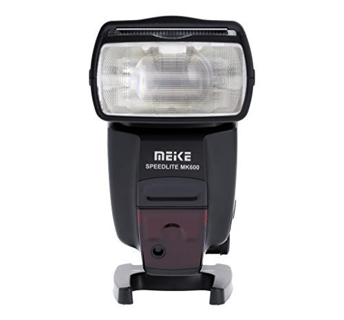 Meike High speed synchronous flash MK600 for Canon Digital SLR Cameras by Meike