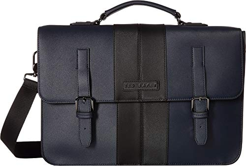 Ted Baker Men's ICED, Navy, One Size ()
