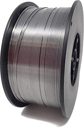 1 kg relleno alambre GS alambre de soldadura con gas e71t1 Diámetro 0,8 mm Bobina D100 Flux Cored Wire (GS): Amazon.es: Bricolaje y herramientas