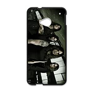 HTC One M7 Cell Phone Case Covers Black Kreator Y9688586