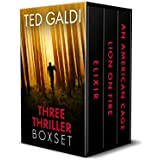 Three Thriller Boxset