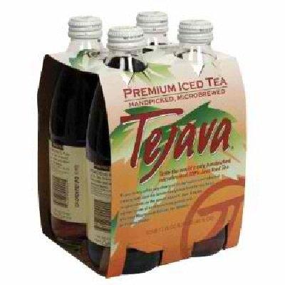 Tejava, Tea Premium, 12 Ounce, 4 Count