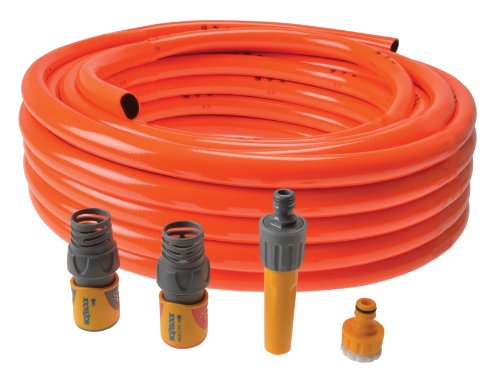 Hozelock Tricoflex Hi-Vis Builders Hose 19mm - 25M by Hozelock Ltd