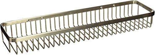 (Deltana WBR1851U15 18-Inch Rectangular Wire Basket )