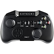 Satechi Bluetooth Wireless Universal Game Controller Gamepad for Samsung Galaxy Note HTC LG Android Tablet PC Samsung Gear VR