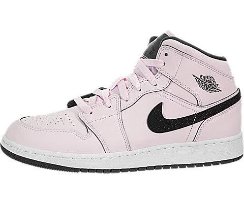 Jordan Air 1 Mid Retro (Pink Jordans)