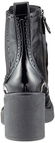 Noir C9999 Mid black Botines Geox D Adrya Femme C qYzF7Tvw