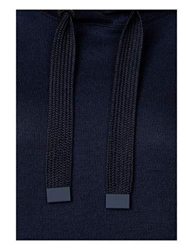 Azul 10128 Cecil Manga Camisa Blue deep Para Larga Mujer wnqfBxC7X