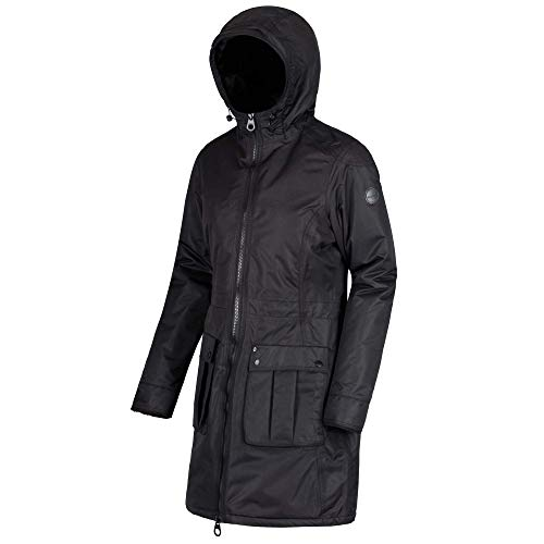 Waterproof Regatta And Nero Romina Giacca Insulated Hooded Breathable Donna OOqT5pxr6w