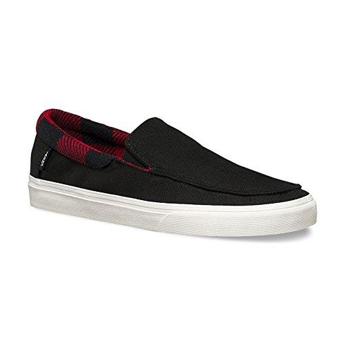 Vans Buffalo Plaid Black Shoes product image