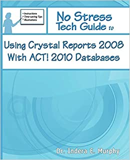 Crystal Reports 2008 Book