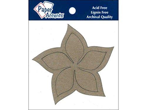 Accent Design Paper Accents NAT ChipShape -