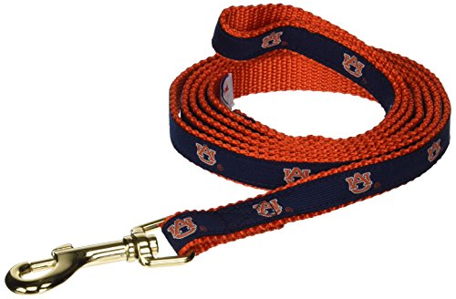Auburn Tigers Nylon Pet Collar - NCAA Auburn Tigers Dog Leash, Small