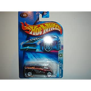 Hot Wheels Alt Terrain Jeepster 8/10 2003 #171