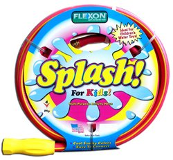 5/8u0026quot; X 50u0027 Splash For Kids Garden Hose (Pink)