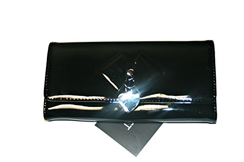 Nine West Women's Wallet, Bow and Heart (Nine West Black Book)