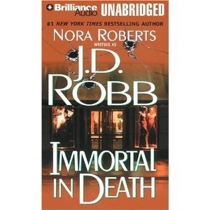Immortal in Death (In Death #3)- By J.D. Robb