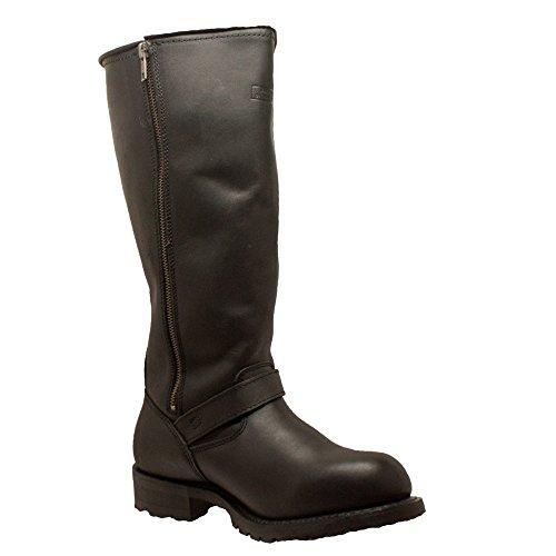 Custom Biker Boots - 4