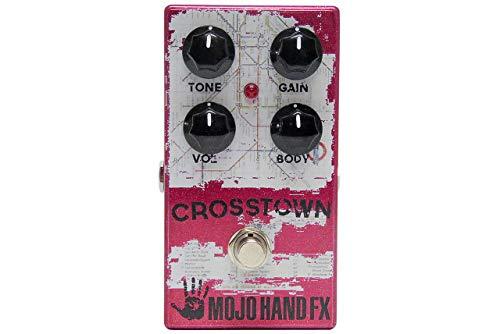 Mojo Hand FX Crosstown Fuzz Guitar Effects Pedal