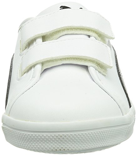 Puma Elsu Sl F V Kids - Zapatillas White-Black 4