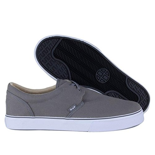 HUF- Skate Shoes - Genuine-- Grey