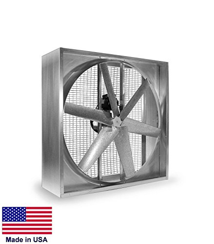 belt driven exhaust fan - 4