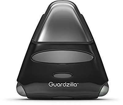 Guardzilla Indoor HD Wifi Security Camera with 100dB siren and 2 way audio