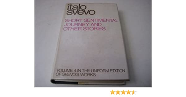 Short Sentimental Journey And Other Stories Uniform Edition Of