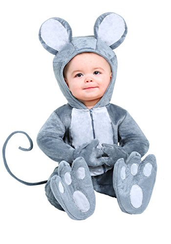 Baby Mouse Infant Costume 0/3 Months