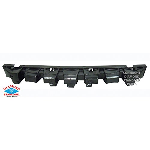 FO1070177DSC Diamond Standard Front Bumper Impact Absorber compatible with 10-12 Ford Fusion