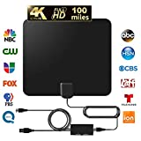 Best Digital Hdtv Antennas - TV Antenna Amplified HD Digital TV Indoor Antenna Review