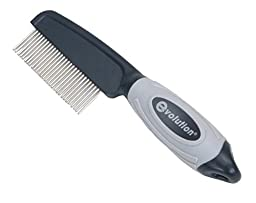 Evolution Comb with Rotating Teeth